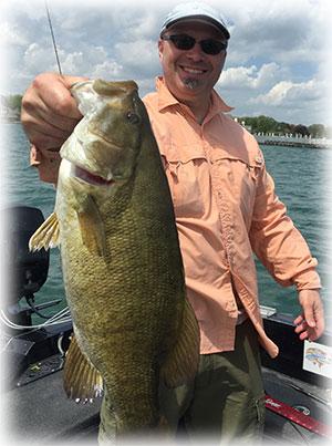 Fishing Guide St Clair Shores MI Testiomials