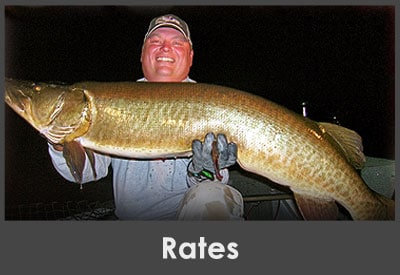 Fishing Guide St Clair Shores MI Rates