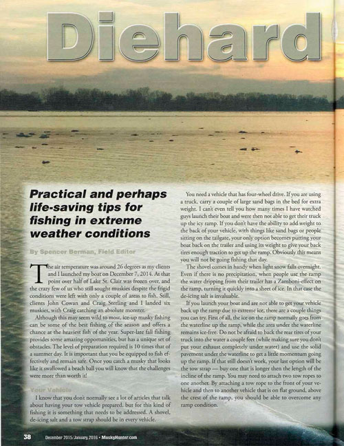 Fishing Guide In The News