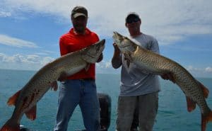 Fishing Guide Lake St. Clair MI Testiomials